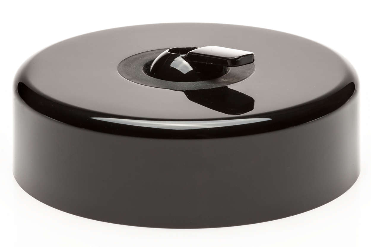 Tapa del recipiente para la leche
