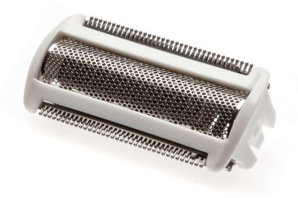 Per sostituire la lamina di rasatura in uso