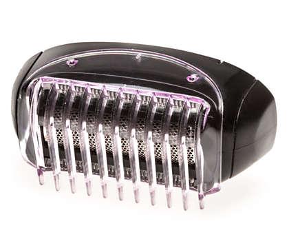 Para un afeitado cómodo y apurado