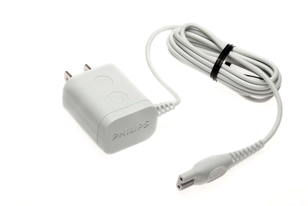 Pour recharger votre épilateur en toute facilité