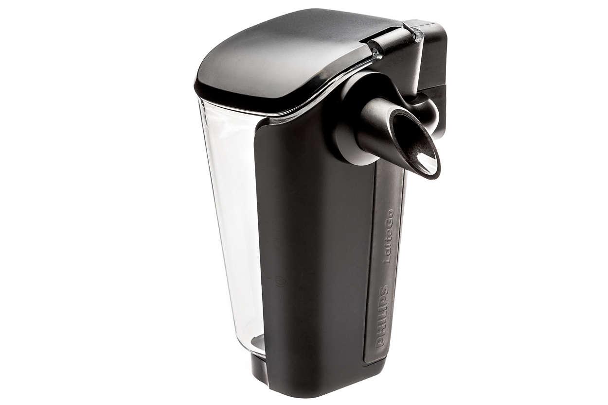 LatteGo-mjölksystemet