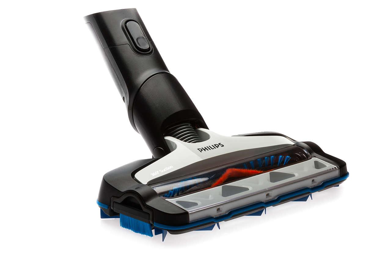 Cepillo de aspiración de 360 grados para SpeedPro Max