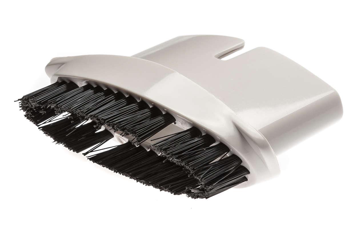 Cepillo para superficies delicadas y cabello