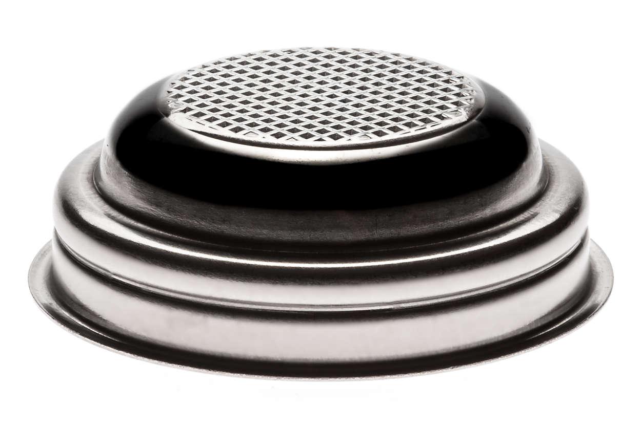 Adapterhalter für die Verwendung von E.S.E-Pads