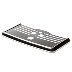 CP0733/01 -    Black drip tray cover