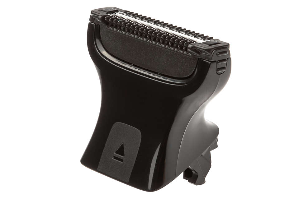 Part of your beard trimmer