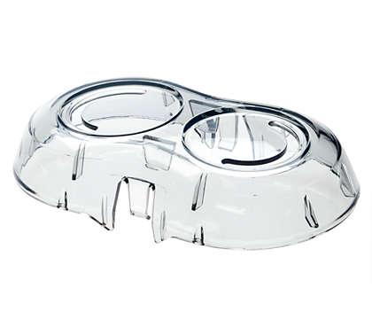 Een beschermkap om uw apparaat schoon te houden en te beschermen.