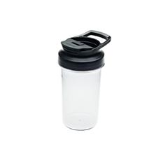 CP0842/01  Bicchiere da viaggio con coperchio