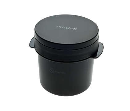 in sostituzione del contenitore per zuppa in uso