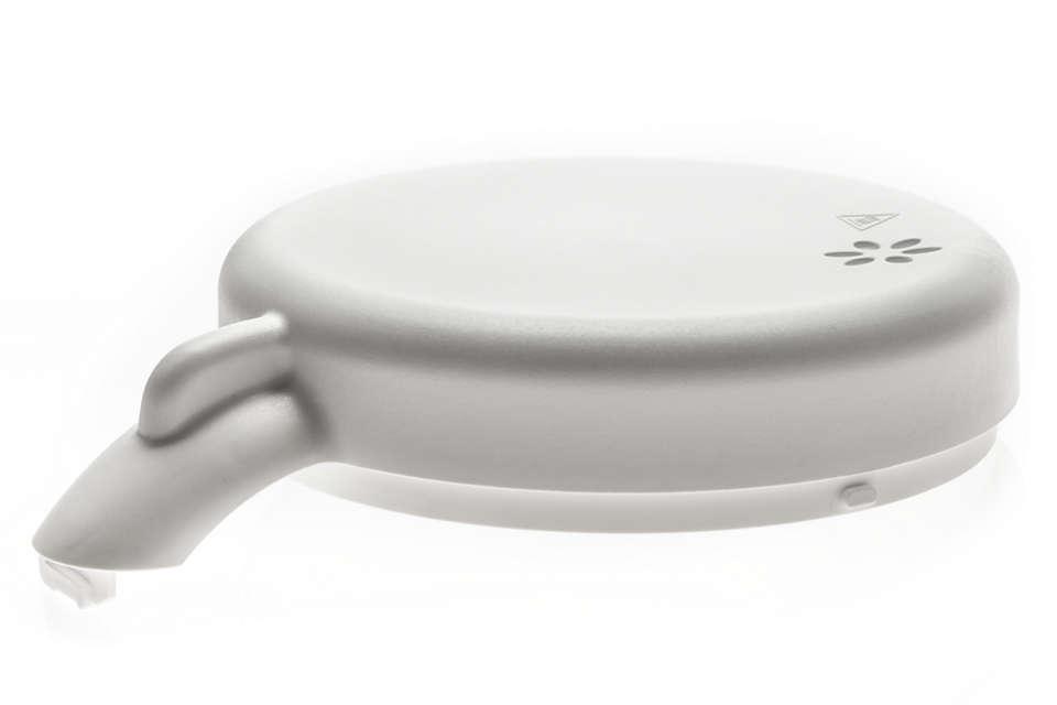 Couvercle du bol pour robot cuiseur-mixeur pour bébé Essential