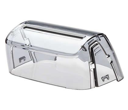 Eine Kappe, die Ihr Gerät schützt und sauber hält.