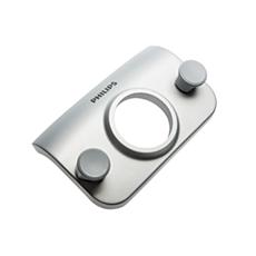 CP0896/01  Voorpaneel incl. knoppen