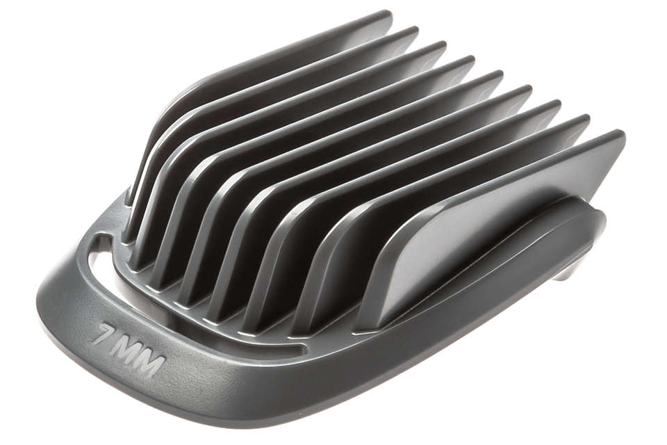 A comb for styling your beard.