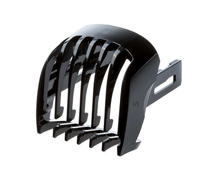This comb is created to style your hair.