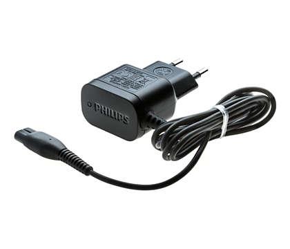 Зарядное устройство для вашего прибора.