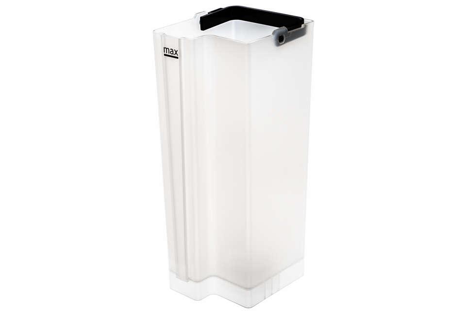 Conjunto de recipiente para agua