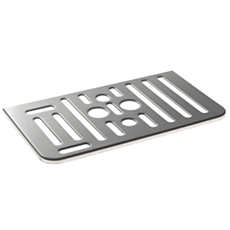 CP1143/01  Drip tray grate