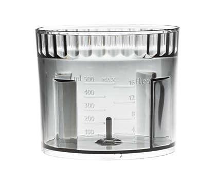 per sostituire il recipiente del tritatutto in uso