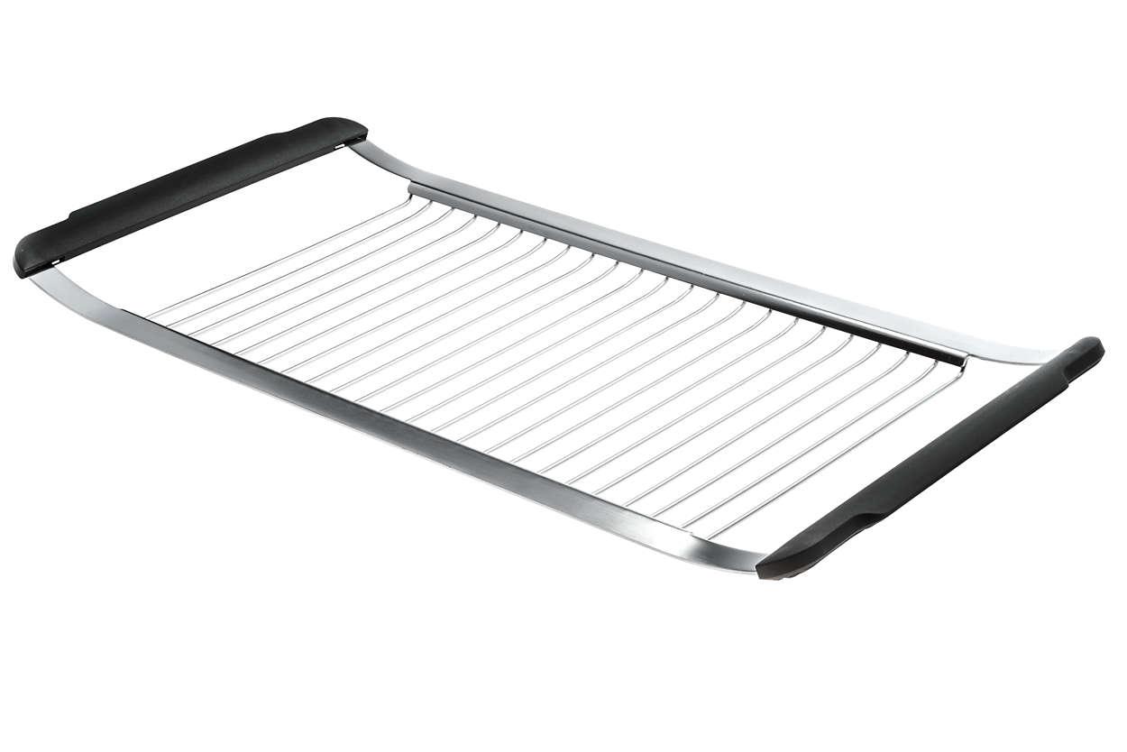 ter vervanging van uw huidige grillplaat