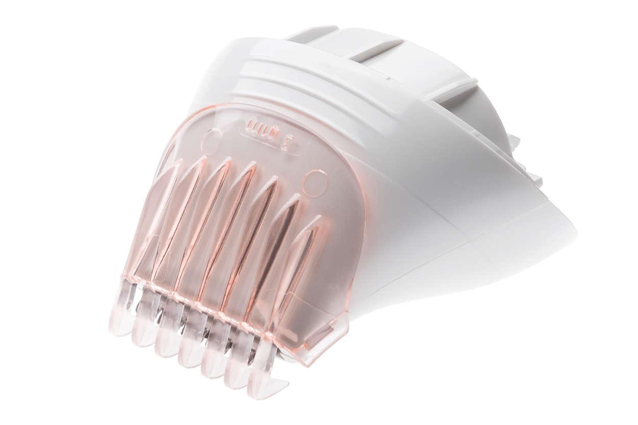 För att byta ut din befintlig bikinitrimmer