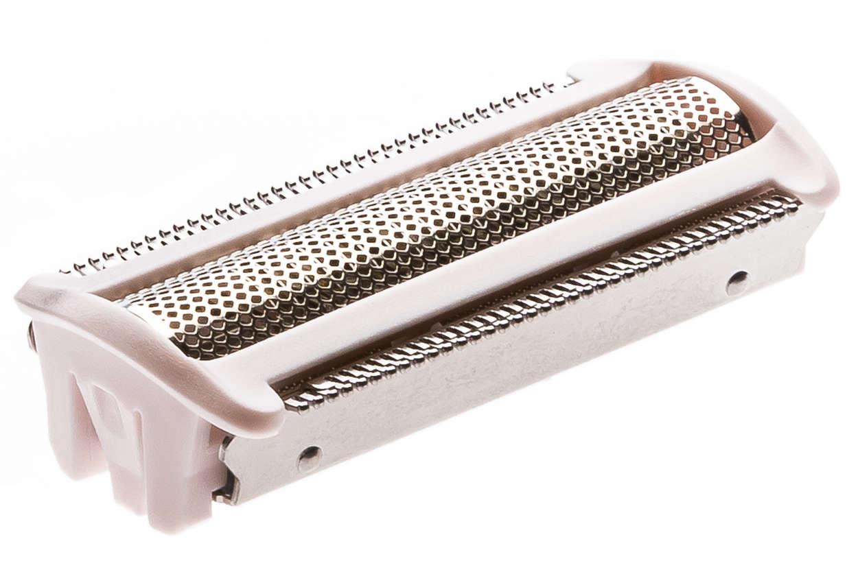 Remplacer la grille de rasage