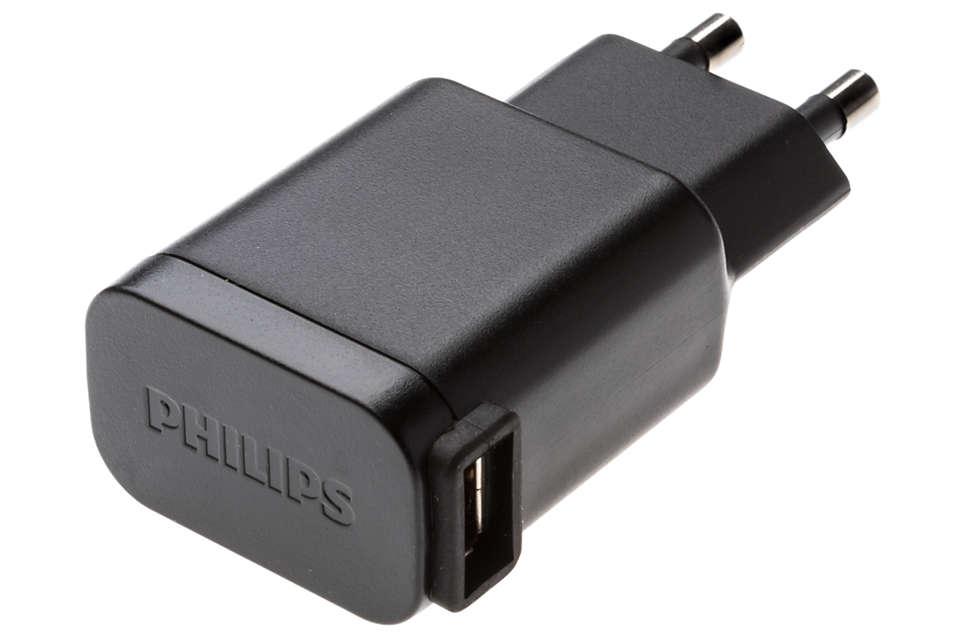 Lataa shaverisi USB-verkkolaitteella