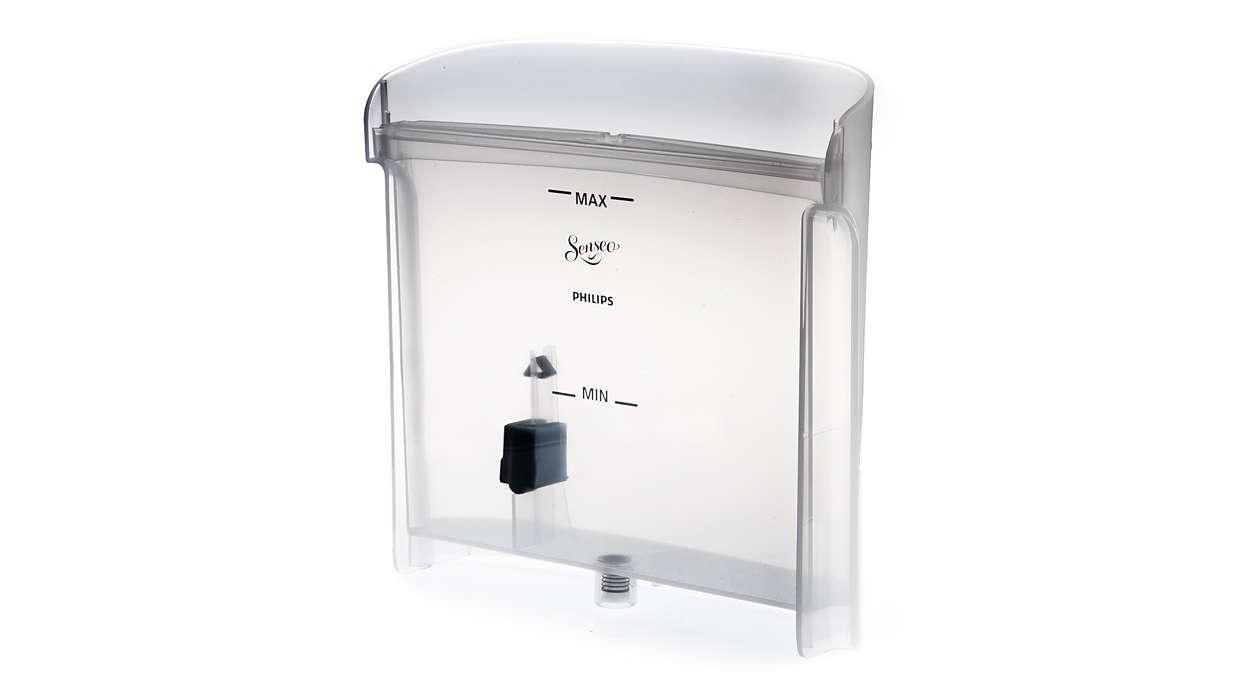SENSEO® -kahvinkeittimen veden säilytykseen
