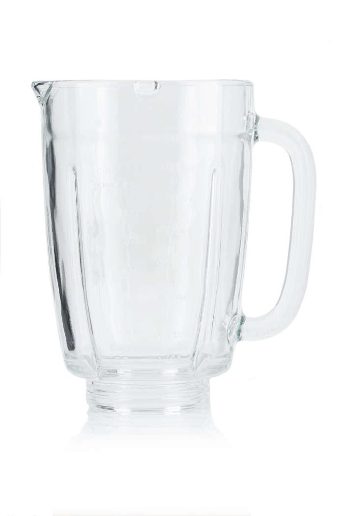 Per sostituire il vaso frullatore in uso.