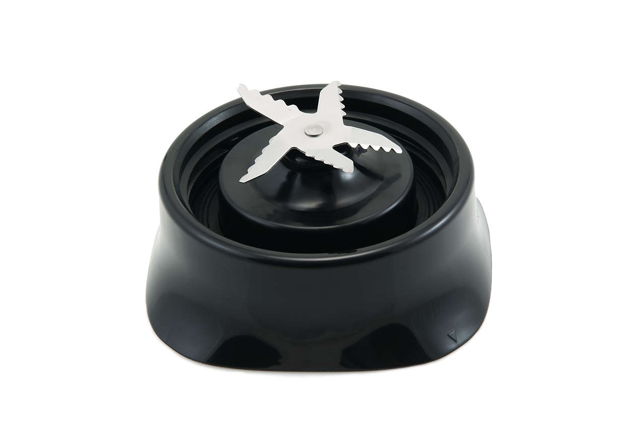 Pour remplacer l'ensemble de lames.