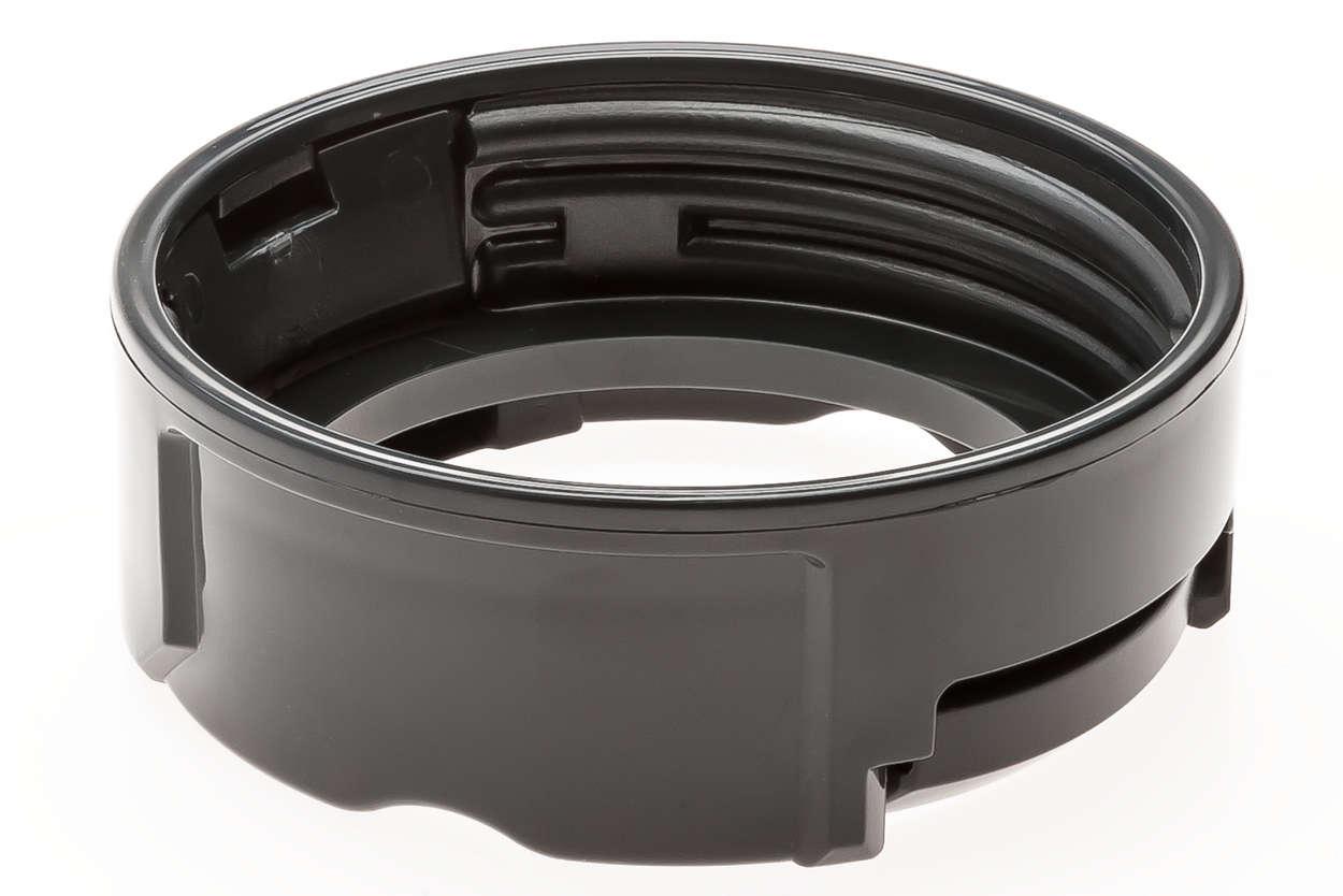 Per sostituire l'anello di collegamento in uso.