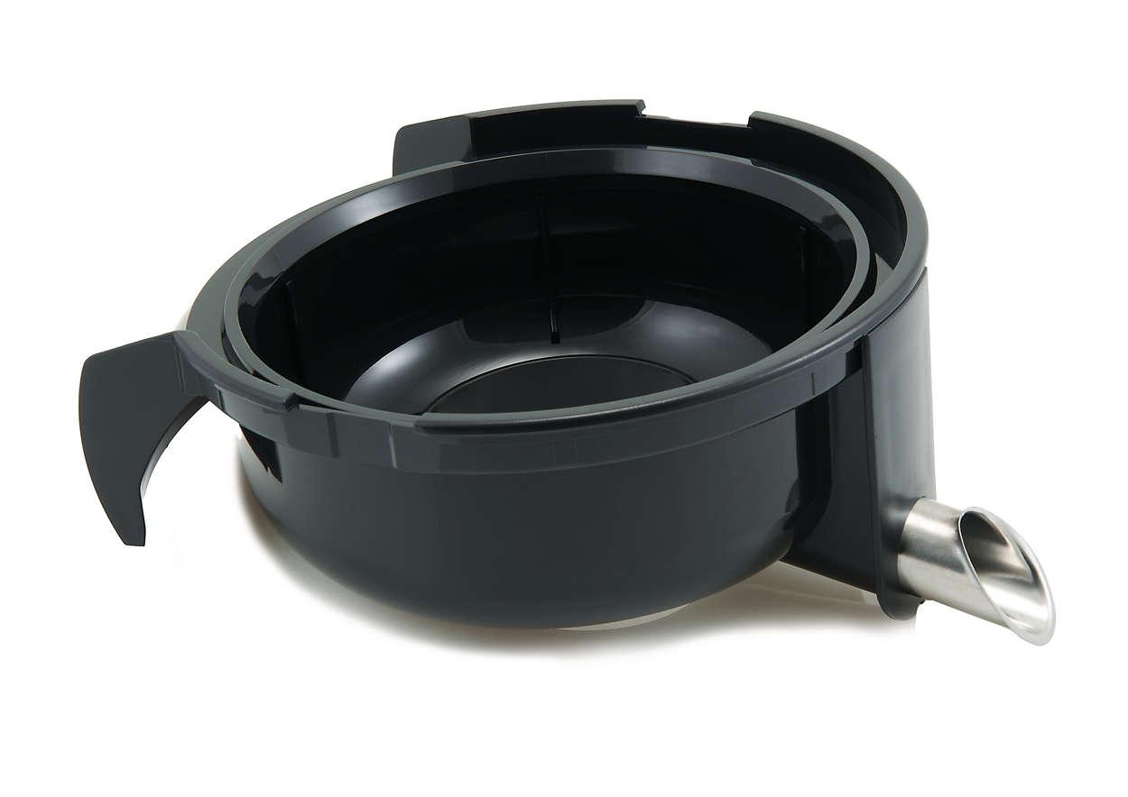 Per sostituire l'attuale centrifuga