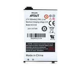 Avent Förpackning med laddningsbara batterier