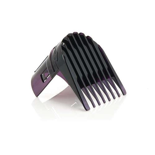 Hair clipper comb