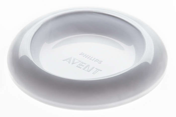 To hygienically close your breast pump funnel