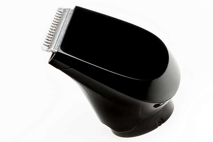 Shaving unit for beard styling