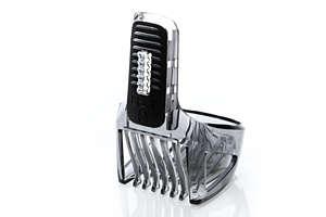 For QG3320 - QG3352 Beard trimmer comb