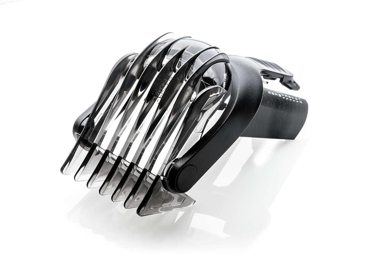 Parte della tua macchinetta per capelli