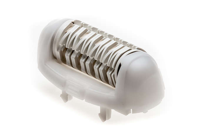 to replace your current epilating head