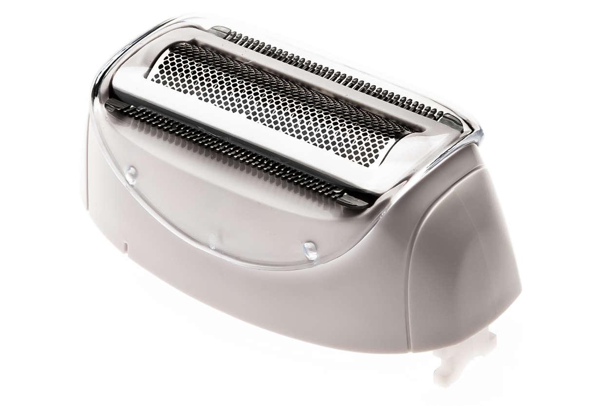 Remplacer la tête de rasoir