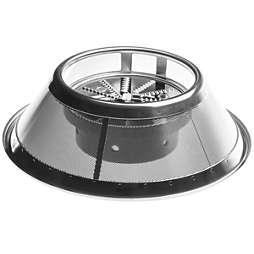 Tamis pour centrifugeuse