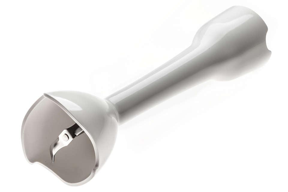 para sustituir el brazo de la batidora actual
