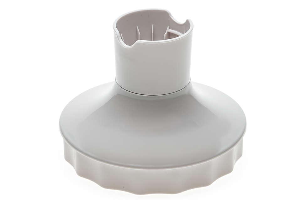 per sostituire il coperchio del tritatutto in uso