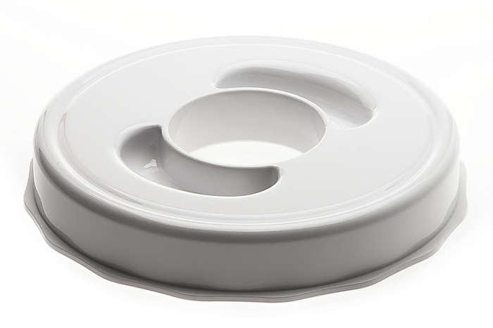 Per sostituire il coperchio in uso