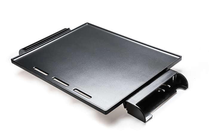 zum Austausch der derzeit verwendeten Grillheizplatte