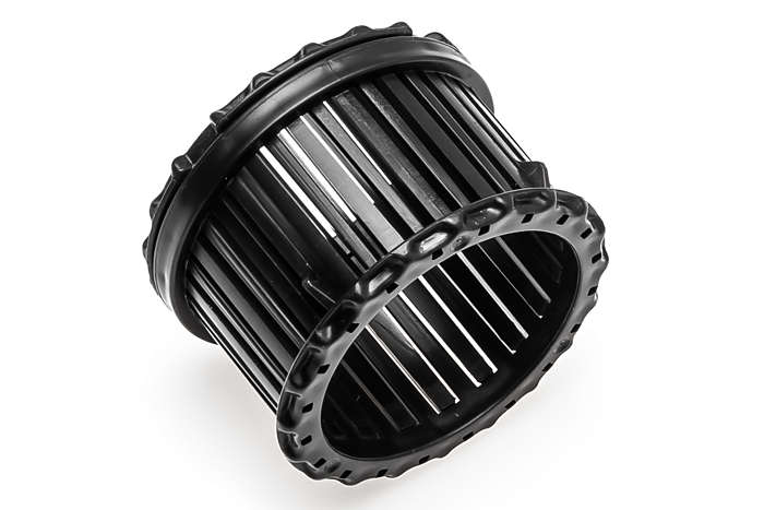 för att byta ut ditt roterbara filter i två delar II