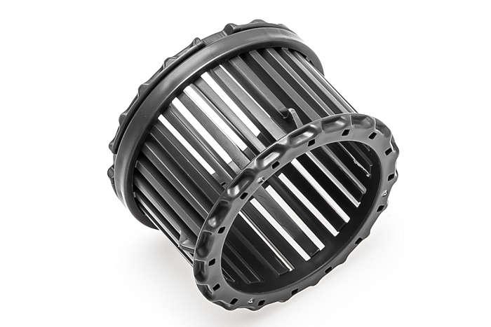 Wymiana obecnie używanego filtra 2-częściowego — II