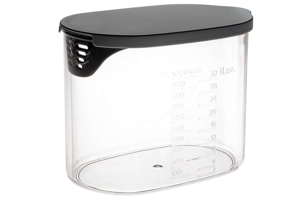 to replace your current beaker (incl. lid)