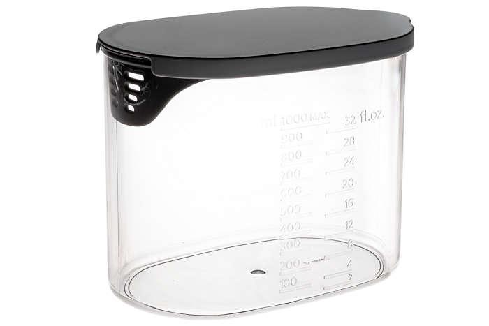 per sostituire il bicchiere in uso (coperchio incluso)