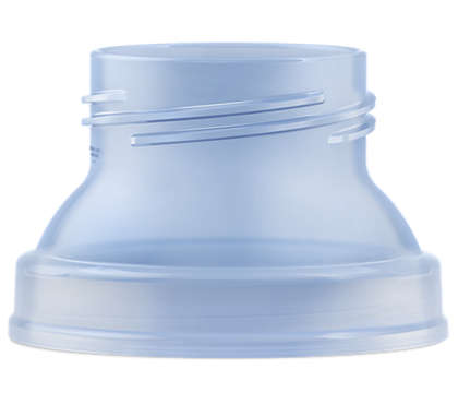 Adaptador para vaso de almacenamiento