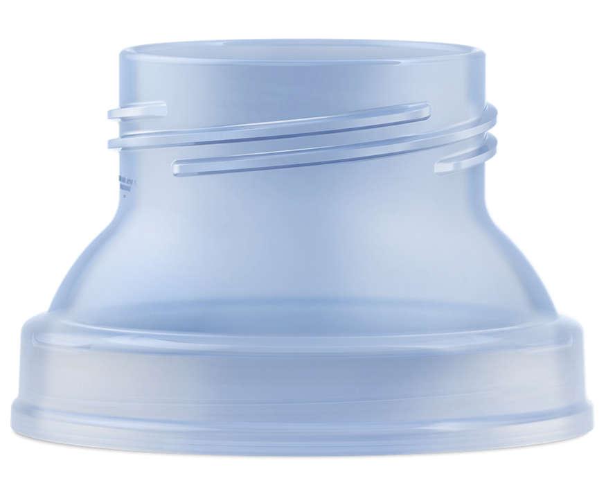 Adattatore per vasetti conserva pappe